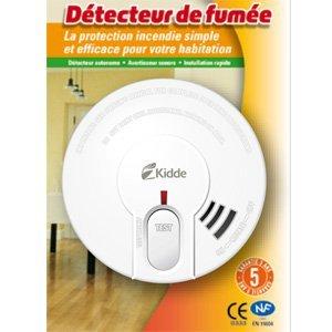 D tecteur de fum e certifi s acheter en ligne daaf sur internet - Loi sur detecteur de fumee ...